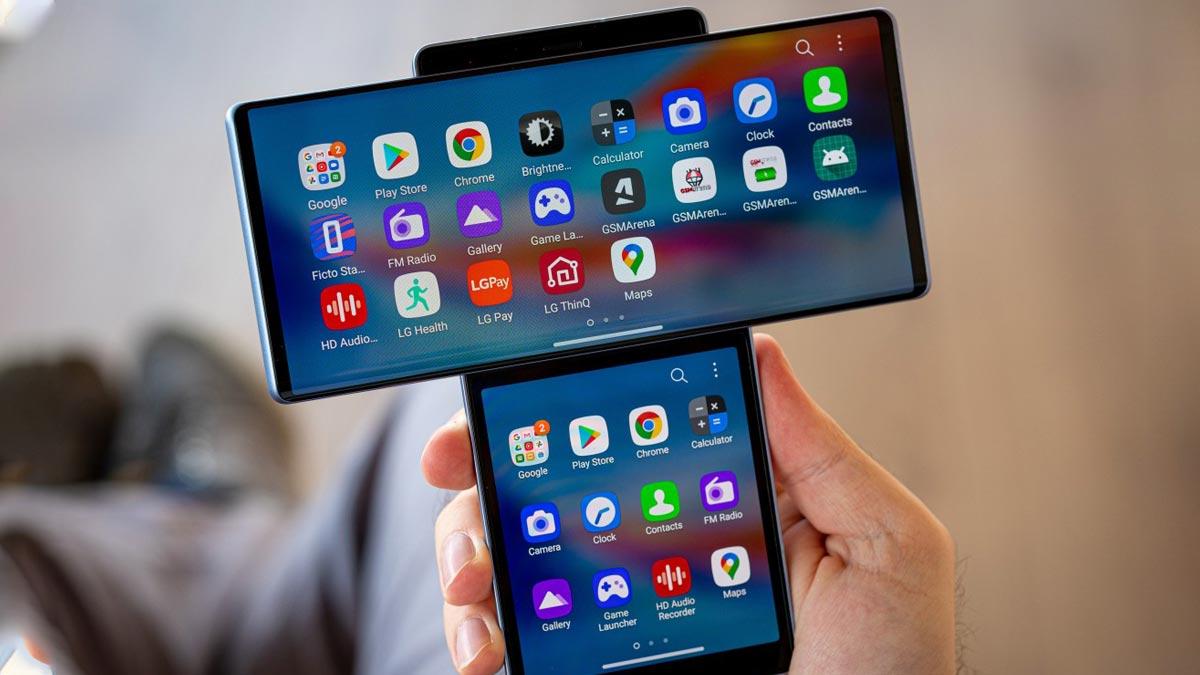 LG Wing: Smartphone màn hình xoay của LG có giá chính thức là 999 USD, lên kệ vào ngày 15 tháng 10