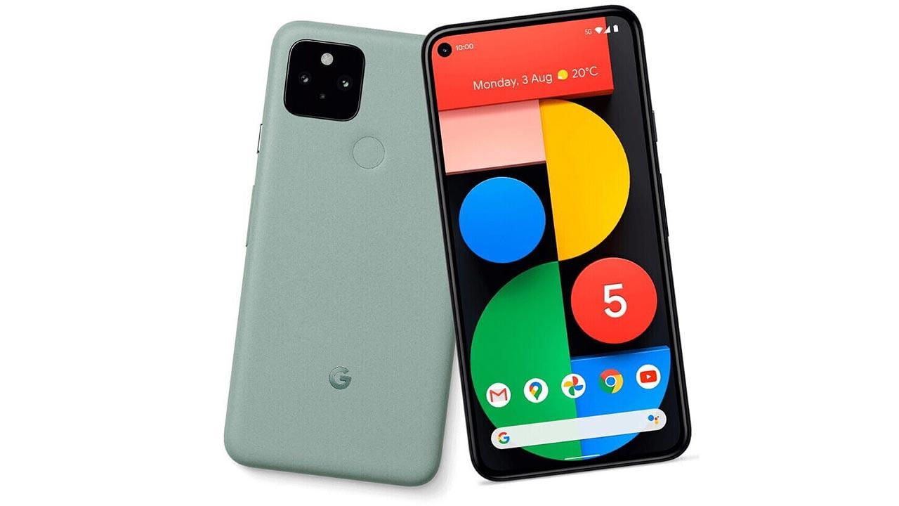 Google Pixel 5 ra mắt với chip Snapdragon 765G, camera kép, có kháng nước IP68, giá từ 699 USD