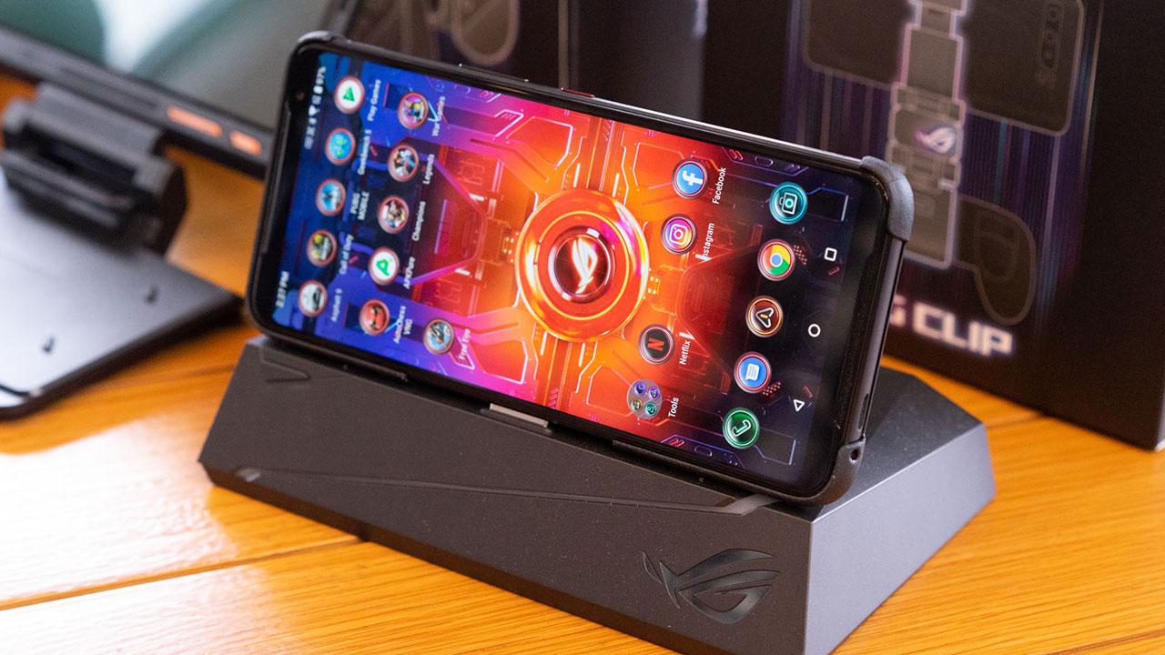 ASUS ra mắt chính thức ra mắt gaming phone ROG Phone 3 tại VN, giá 23 triệu đồng