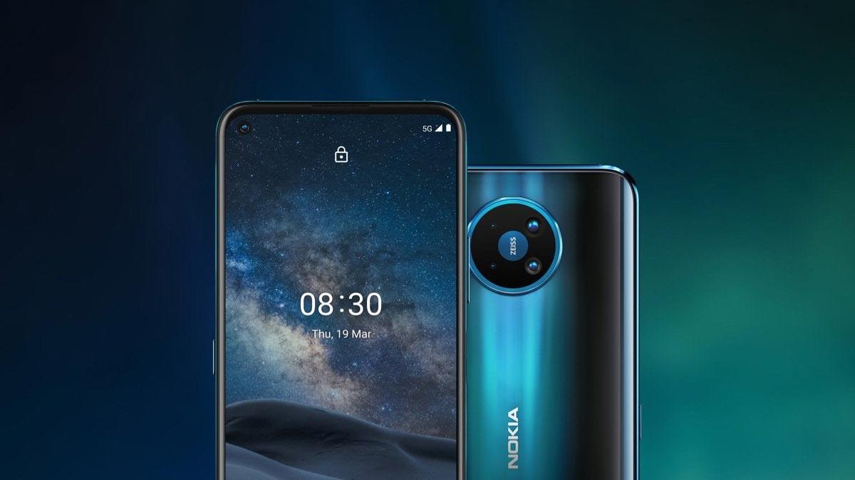 Nokia 8.3 5G chính thức ra mắt tại VN với Snapdragon 765G, camera 64MP, hỗ trợ 5G, giá 12.9 triệu đồng