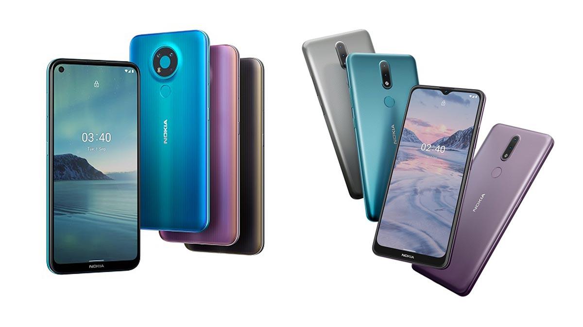Nokia ra mắt bộ đôi smartphone giá rẻ Nokia 2.4 và Nokia 3.4 tại thị trường VN, giá chỉ từ 2.69 triệu đồng