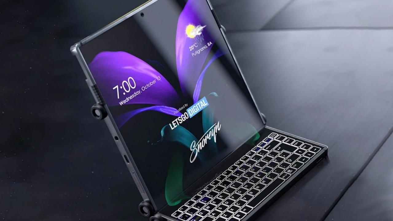 Samsung lộ bằng sáng chế smartphone có màn hình gập hai lần với tên gọi Galaxy Z Dual Fold