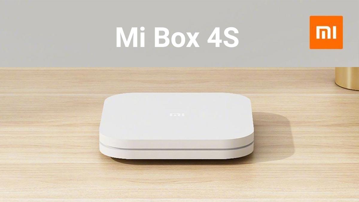 Xiaomi ra mắt Mi Box 4S: 4K HDR, 2GB RAM, Wi-Fi băng tần kép, giá 1 triệu đồng