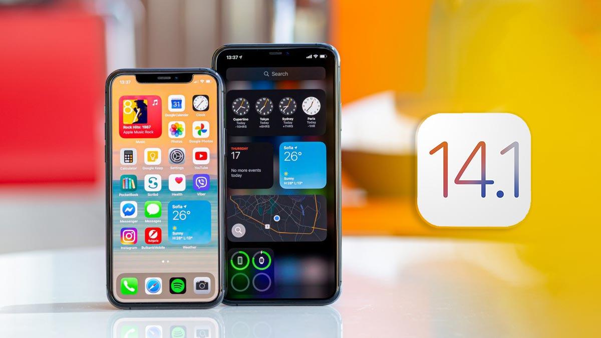 Apple phát hành iOS 14.1 và iPadOS 14.1: Sửa hàng loạt lỗi mới, đã có thể cập nhật qua OTA
