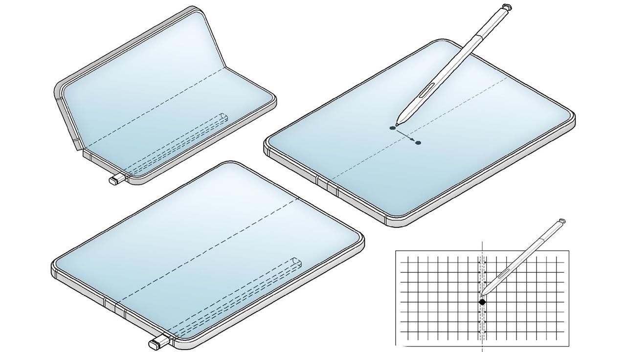 Thêm bằng chứng cho thấy Galaxy Z Fold 3 sẽ được tích hợp bút S Pen