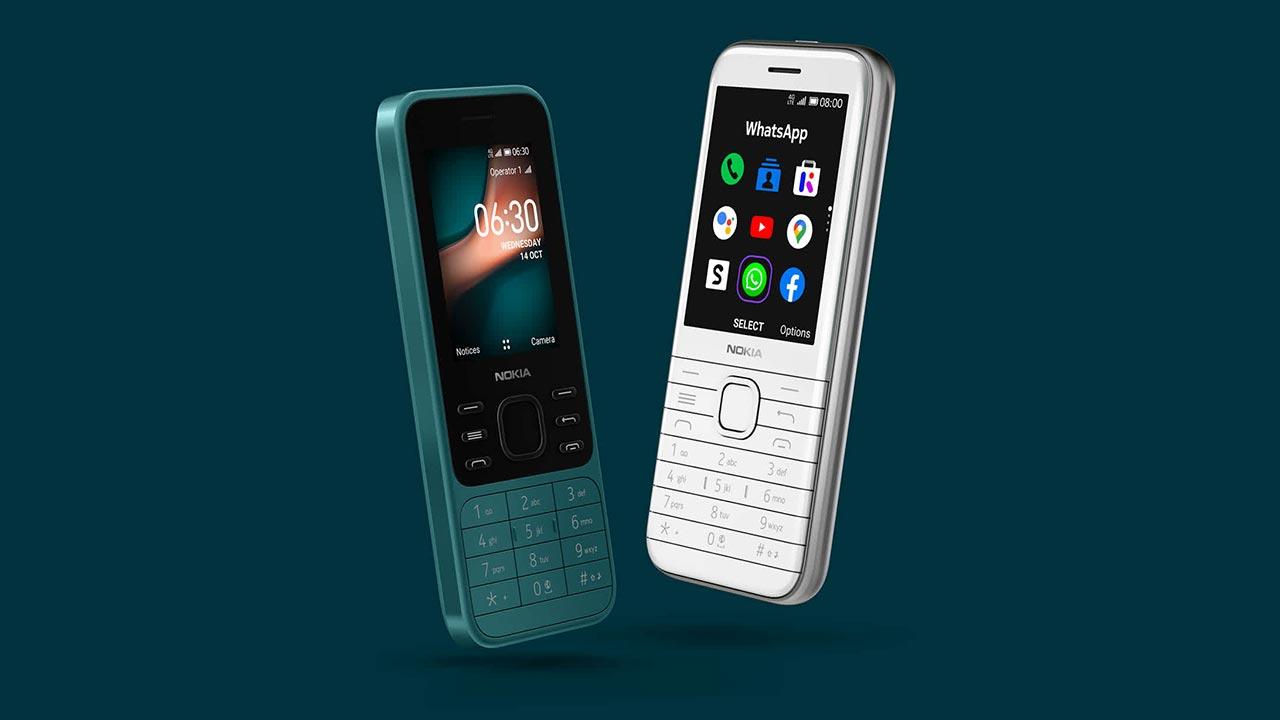 HMD Global hồi sinh bộ đôi Nokia 6300 và Nokia 8000 với thiết kế mới, hỗ trợ 4G, giá lên tới 2.2 triệu đồng