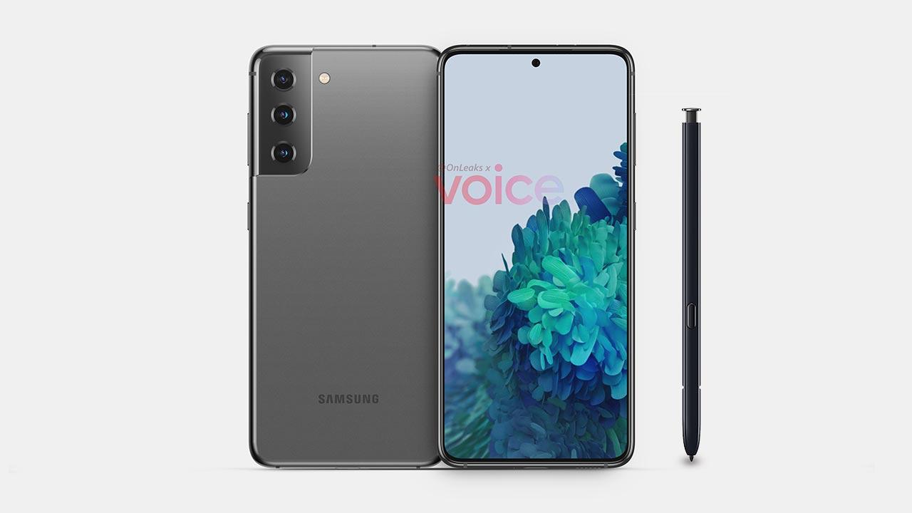 Galaxy S21 lộ thông số cấu hình với Snapdragon 875 và Exynos 2100, hỗ trợ S-Pen, có phiên bản vỏ nhựa