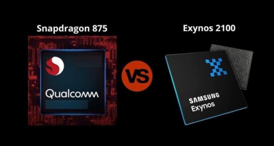 Samsung Exynos 2100 chắc chắn sẽ có hiệu năng cao hơn Snapdragon 875 của Qualcomm?