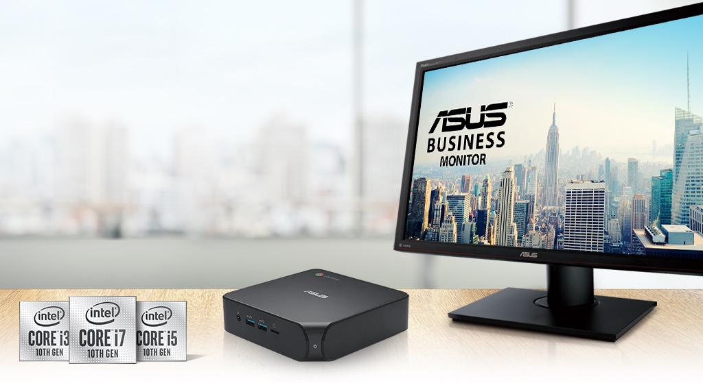 ASUS ra mắt Chromebox 4: PC mini với chip Intel thế hệ 10, RAM 16GB, giá từ 6.7 triệu đồng