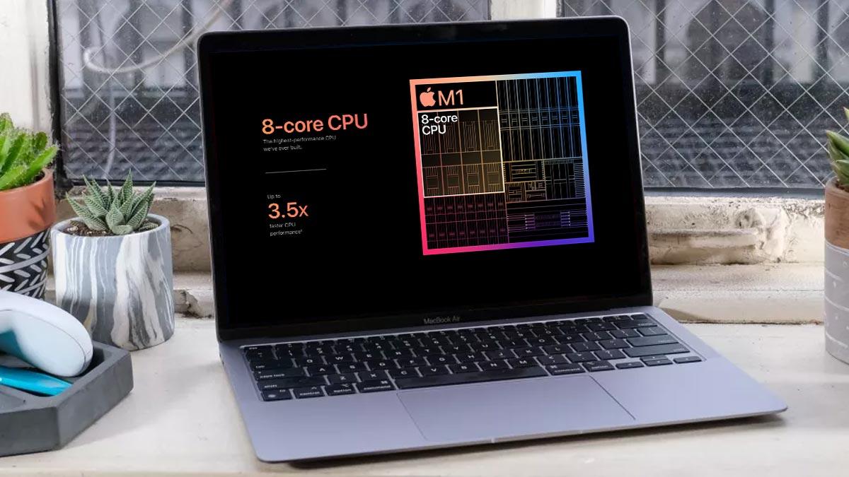 MacBook Air M1 lập kỷ lục trên AnTuTu, với 1 triệu điểm hiệu năng vượt trội so với iPhone 12 Pro và iPad Pro 2020
