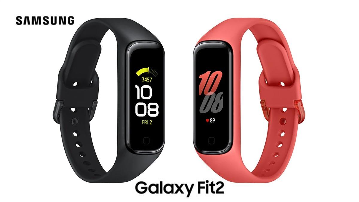 Galaxy Fit2 ra mắt tại Việt Nam: Thiết kế công thái học, pin 14 ngày, chống nước IP68, giá ưu đãi 650.000 đồng