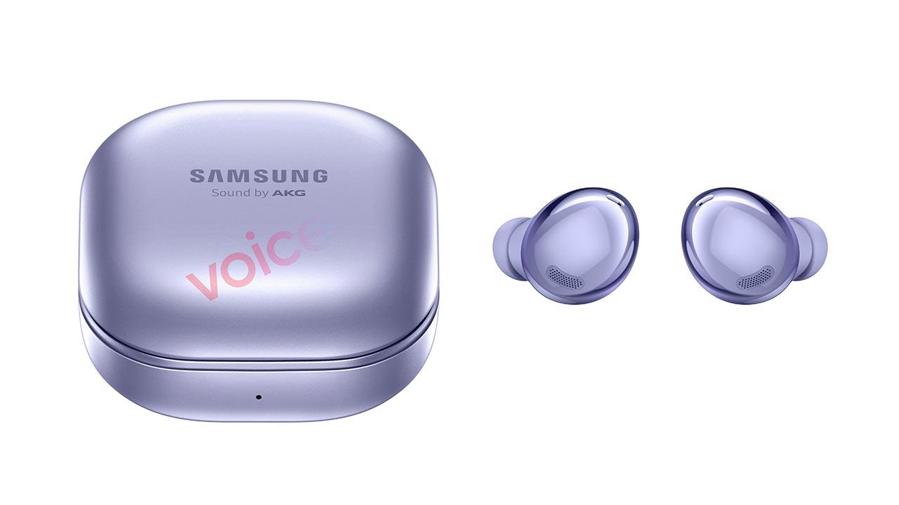 Galaxy Buds Pro: Tai nghe true wireless tiếp theo của Samsung, sẽ ra mắt cùng với Galaxy S21