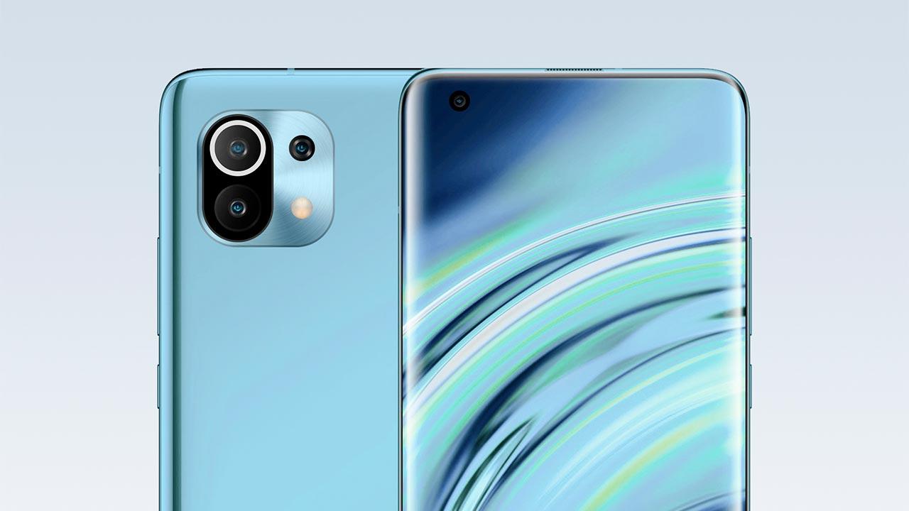 Xiaomi Mi 11 lộ thiết kế, mặt trước ấn tượng, mặt sau thất vọng