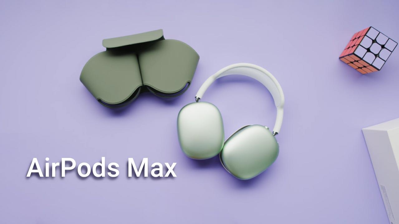 Cận cảnh AirPods Max: Mẫu headphone đầu tiên của Apple, giá 549 USD