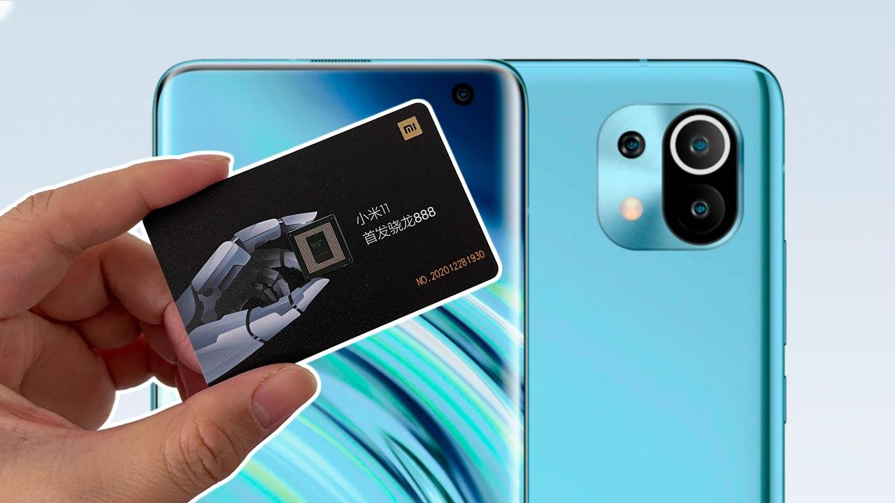 Xiaomi chơi trội khi gửi thư mời tham dự sự kiện ra mắt Mi 11 tặng kèm con chip Snapdragon 888