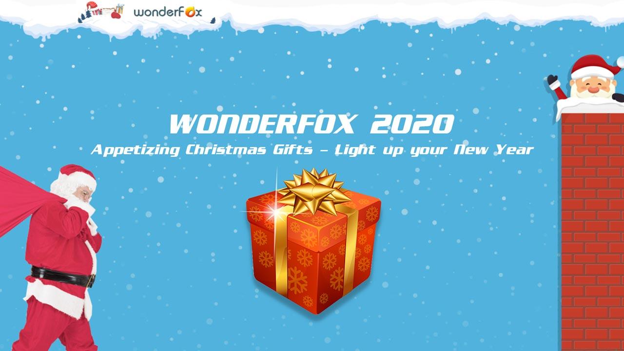 WonderFox tặng bộ phần mềm bản quyền trị giá 430 USD nhân dịp Giáng Sinh, mời anh em tải về
