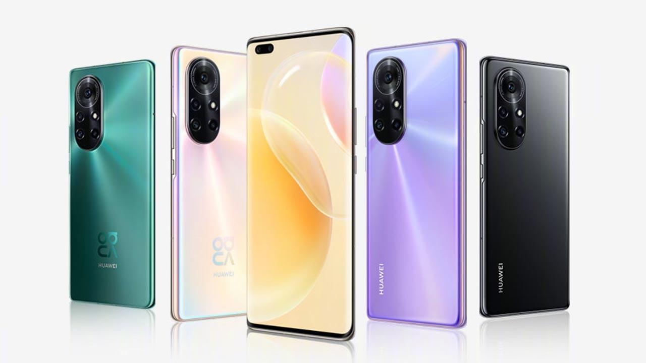 Huawei Nova 8 và Nova 8 Pro ra mắt: Kirin 985 5G, màn hình 120Hz 10-bit màu, camera 64MP, sạc nhanh 66W, giá từ 11.6 triệu đồng