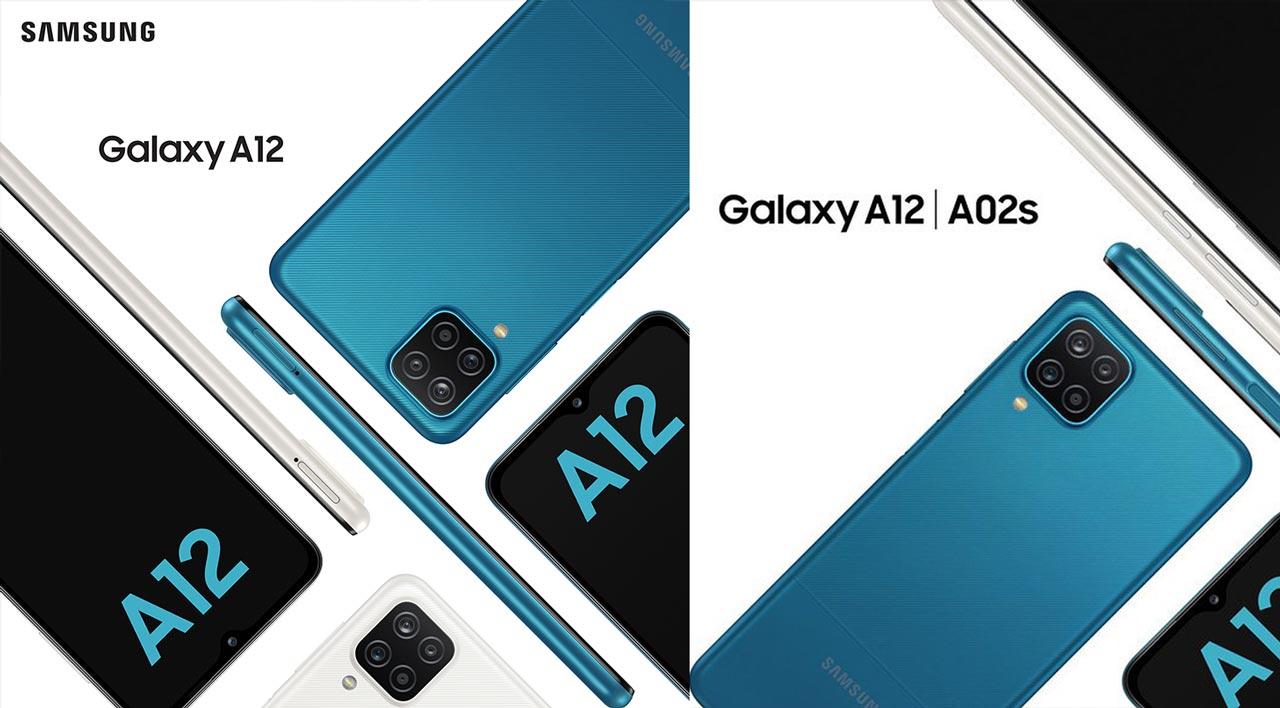 Samsung ra mắt Galaxy A12 và Galaxy A02s tại VN: Camera 48MP chụp cận cảnh, pin khủng 5000mAh, giá từ 3.2 triệu đồng