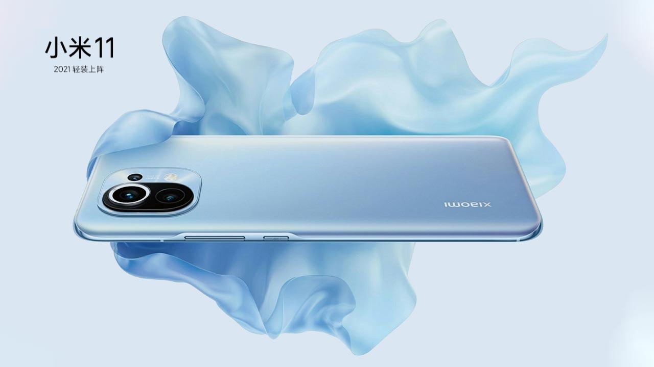 Xiaomi ra mắt flagship Mi 11 5G với Snapdragon 888, camera 108MP, sạc nhanh 55W, giá từ 14.2 triệu đồng