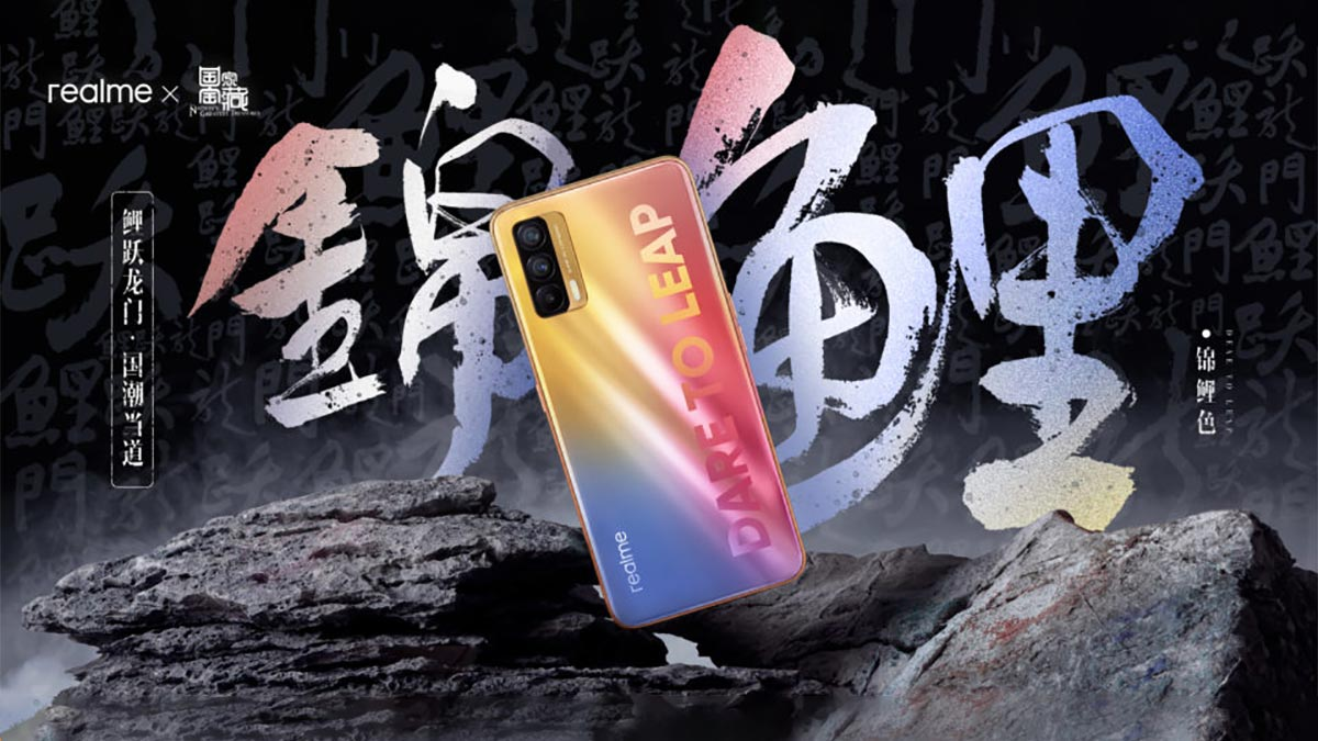 Realme V15 5G ra mắt với chip Dimensity 800U, camera 64MP, sạc nhanh 50W, giá từ 5 triệu đồng