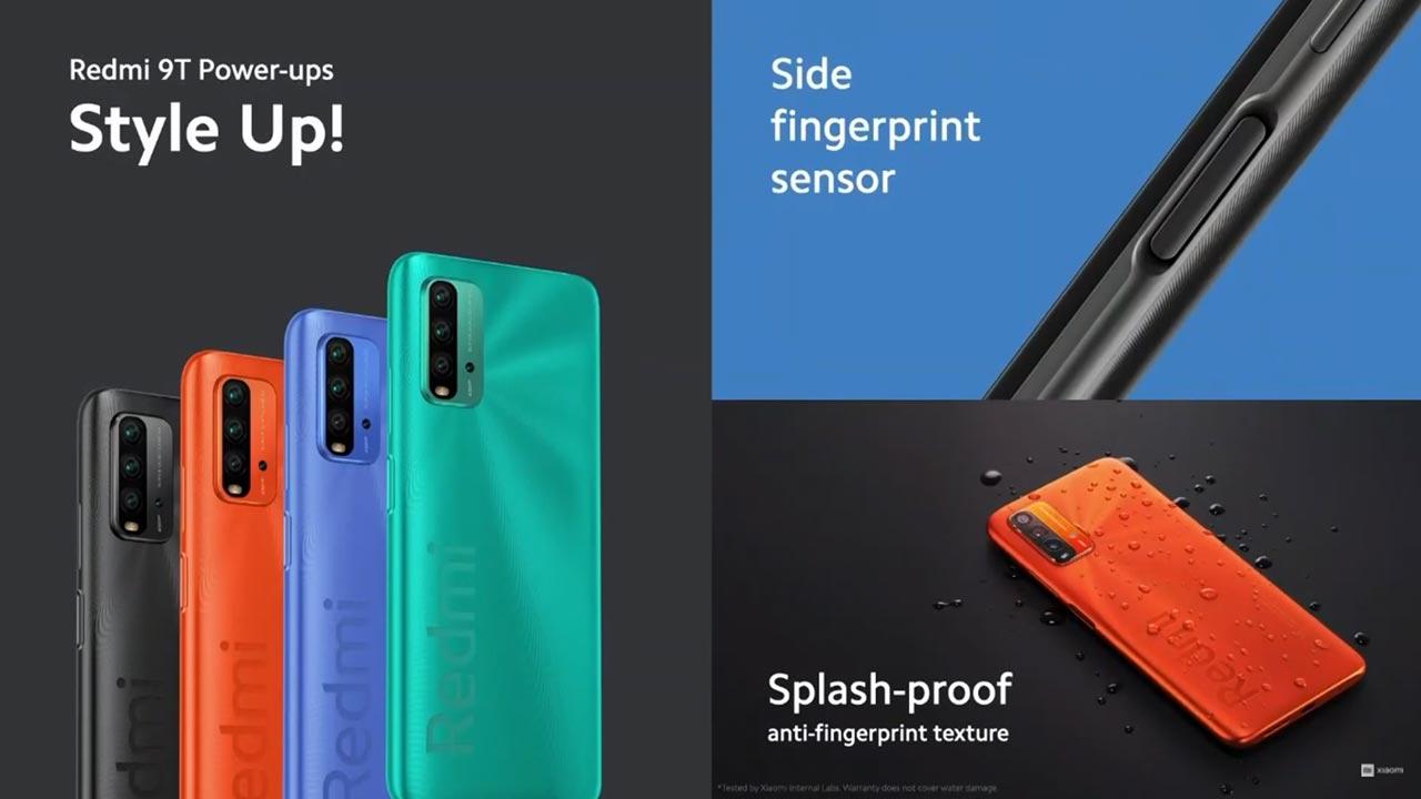Xiaomi ra mắt Redmi 9T với Snapdragon 662, cụm camera chính với 4 ống kính, giá khởi điểm 159 Euro (gần 4.5 triệu VNĐ)