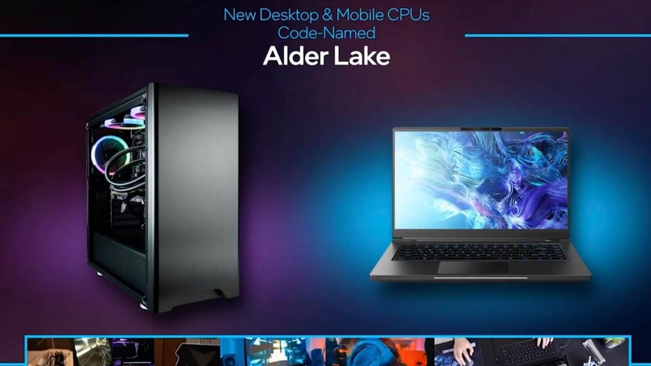 Alder Lake - Chip xử lý thế hệ thứ 12 của Intel sẽ thách thức chip M1 của Apple vào cuối năm nay