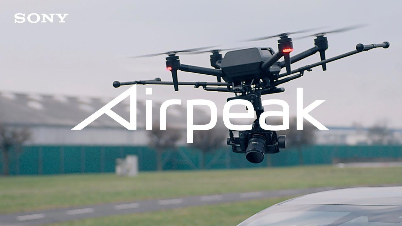 [CES 2021] Sony công bố thiết kế và ngày bán ra chiếc drone đầu tay Airpeak