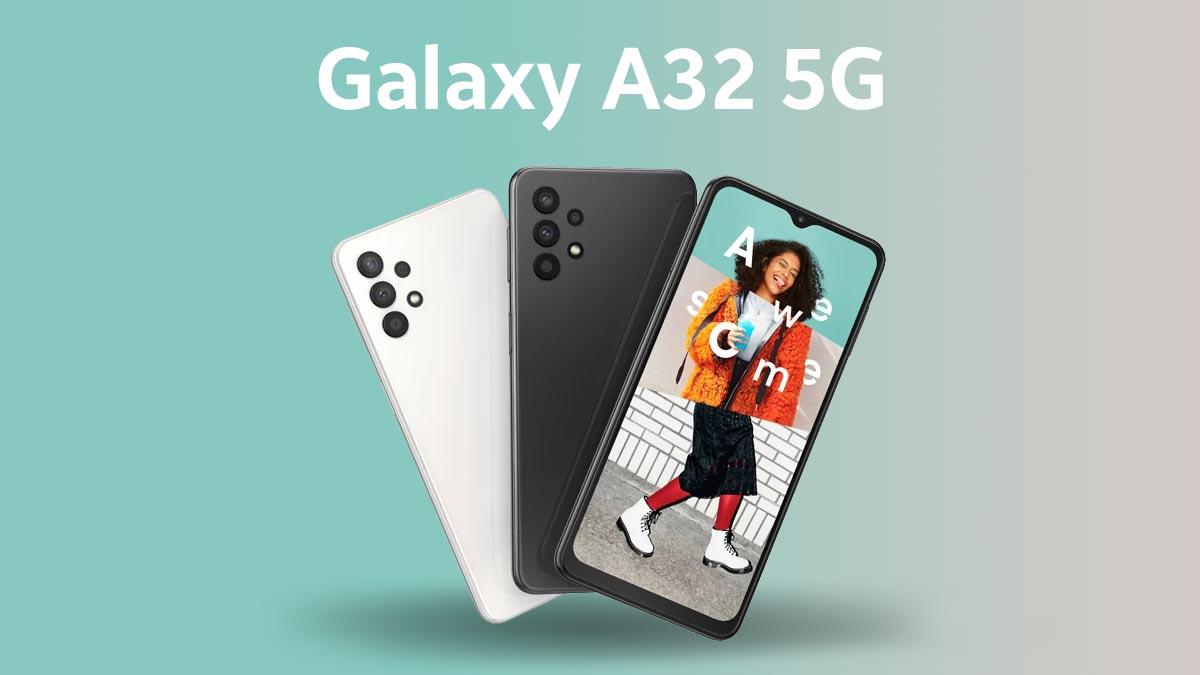 Galaxy A32 5G ra mắt: Smartphone 5G giá rẻ nhất của Samsung với chip Dimensity 720, pin 5.000 mAh, giá 7,9 triệu đồng